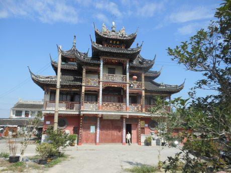Tao temple Shanghai