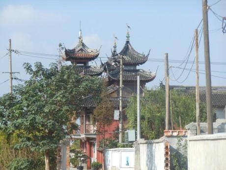 Taoist temple Shanghai