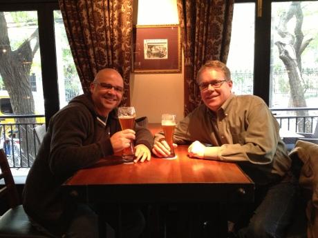 Americans Australians beer Shanghai
