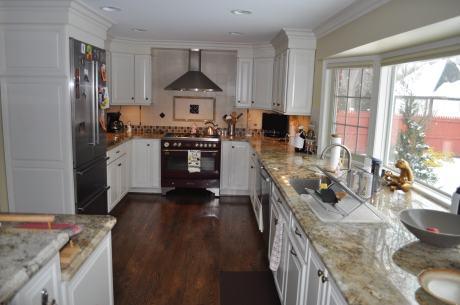The kitchen in G.P. (sob)