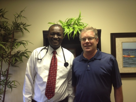 Dr. Osowa, my most excellent physician in Michigan….