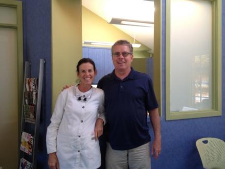 Our dentist in Grosse Pointe, Dr. Kathleen Gibney.