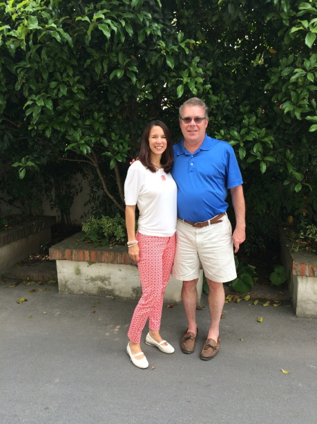 My first Shanghai trailing spouse mentor, Lisa Johnson, who unfortunately is repatriating this year.